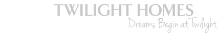 Twilight Homes white logo