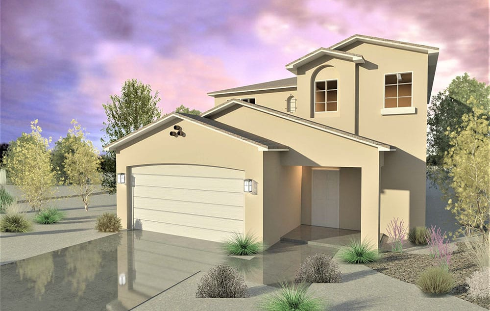 1643 Garden Way, Albuquerque, NM 87105, 4 Bedrooms Bedrooms, ,2.5 BathroomsBathrooms,The Questa,Joya Escondida,Garden Way,1102