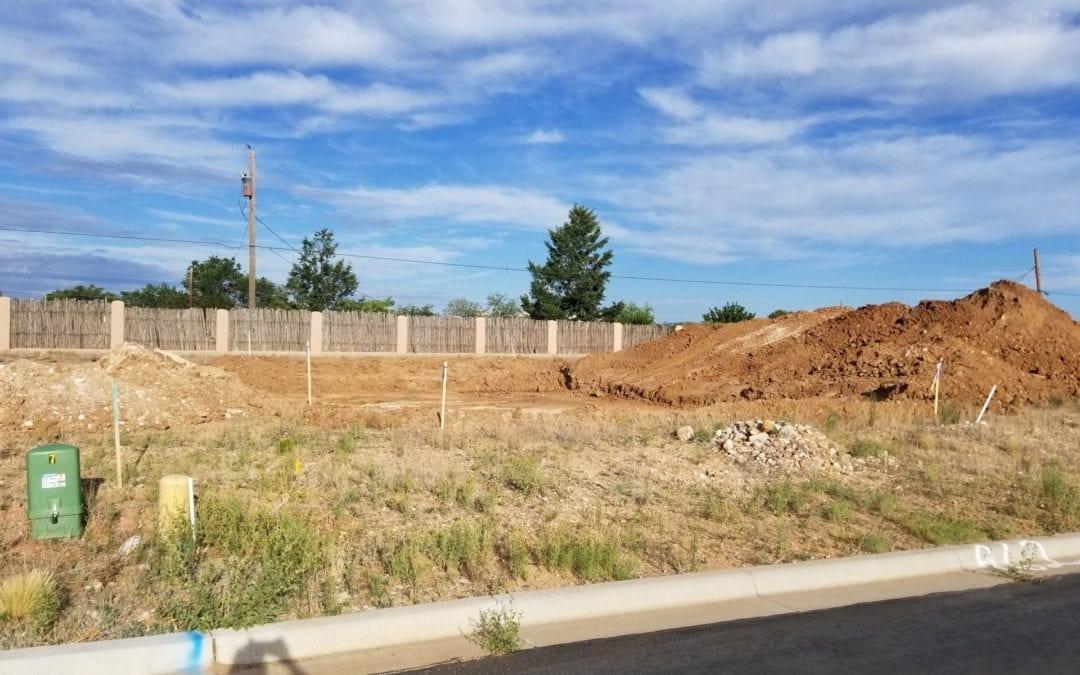 Construction Underway in Santa Fe's La Potencia