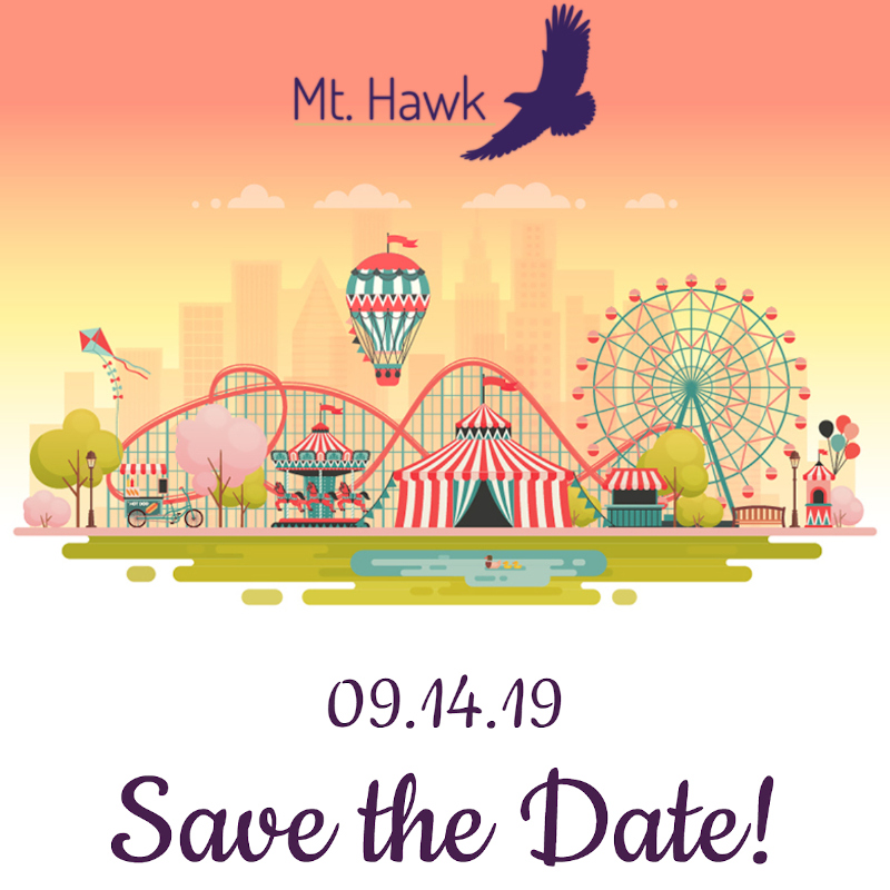 Mountain Hawk Phase 2 Grand Opening. 09.14.19. Save the date!