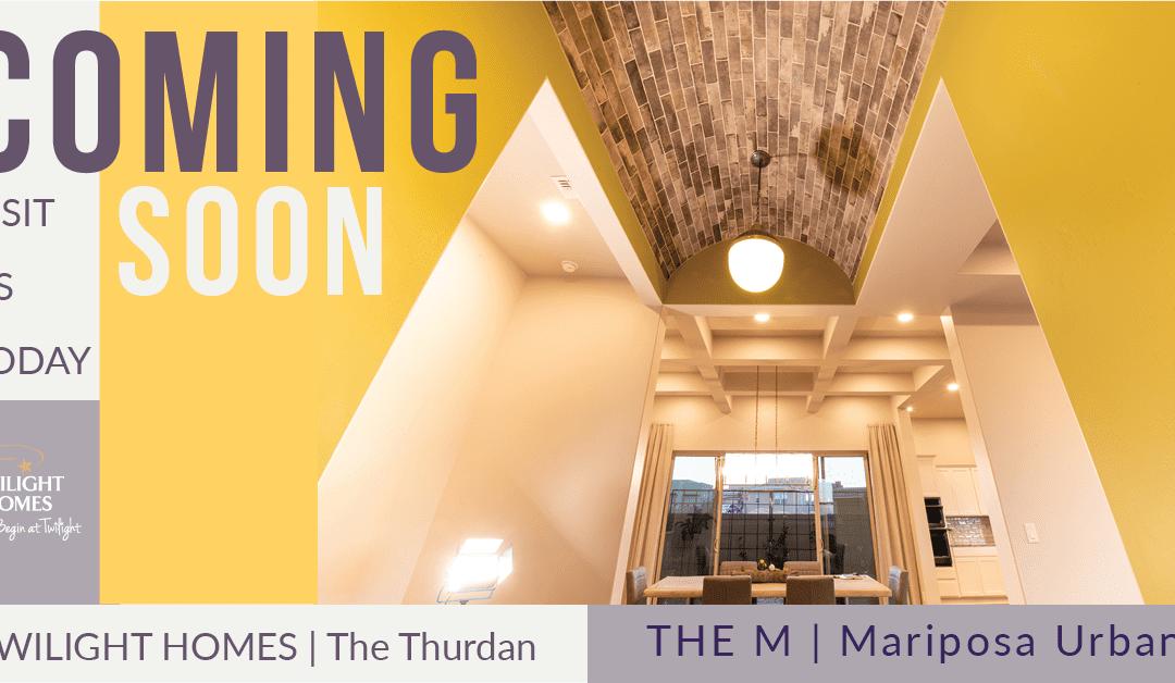The M | Mariposa Urban | New Homes Rio Rancho