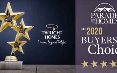 2020 Fall Parade of Homes | Buyers' Choice Award