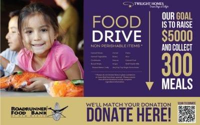 Give Back 2020 Campaign | Roadrunner Food Bank