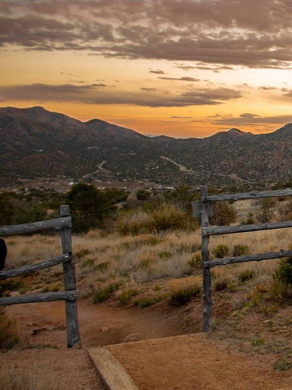 New-Homes-Albuquerque-Volterra-trailhead